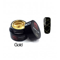 Araña Gel 8 g. Gold