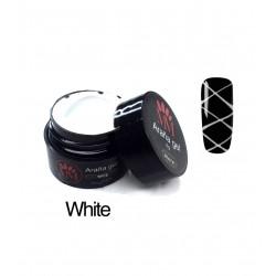 Araña Gel 8 g. White