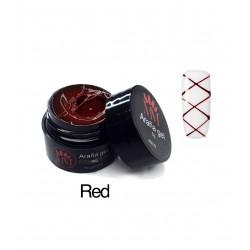 Araña Gel 8 g. Red