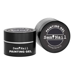 Painting gel negro N1