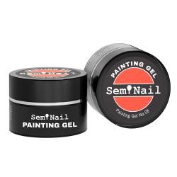Painting gel naranja N8