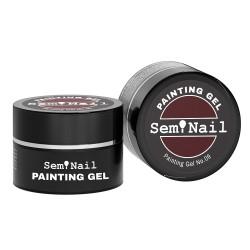 Painting gel marron N9