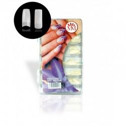 Tips uñas postizas color...